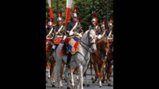 Republican Guard - Marche de La Garde Consulaire à Marengo (French military fanfare)
