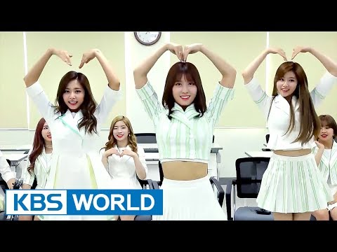 [KBS World Idol Show K-RUSH 2017.05.26] Ep.12 : TWICE, The EastLight, SONAMOO