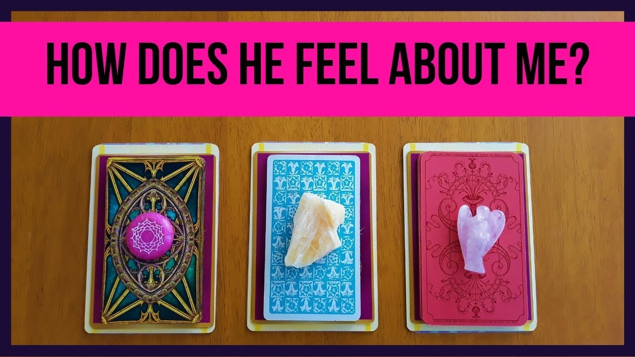 HOW DOES HE FEEL ABOUT ME? ❤️ *Pick A Card* Love Relationship Tarot Reading  Timeless
