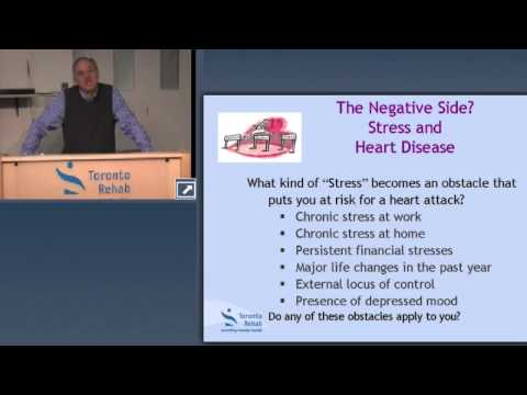 Chronic Stress is a Risk Factor for Heart Health