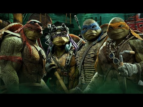 Teenage Mutant Ninja Turtles -  It's Tricky (music video)