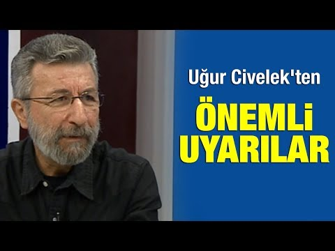 Televizyon Gazetesi - 8 Şubat 2019 - Uğur Civelek - Ulusal Kanal