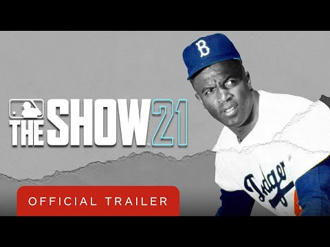 MLB The Show 21 - Official Jackie Robinson Editions Trailer