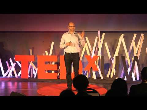 Are we humans or are we bacteria? Josh Neufeld at TEDxUW