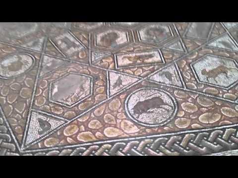 Bardo museum Harem room