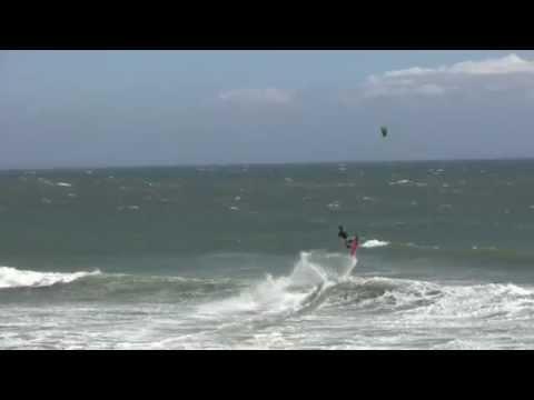 Kite Surfers, Santa Monica Bay