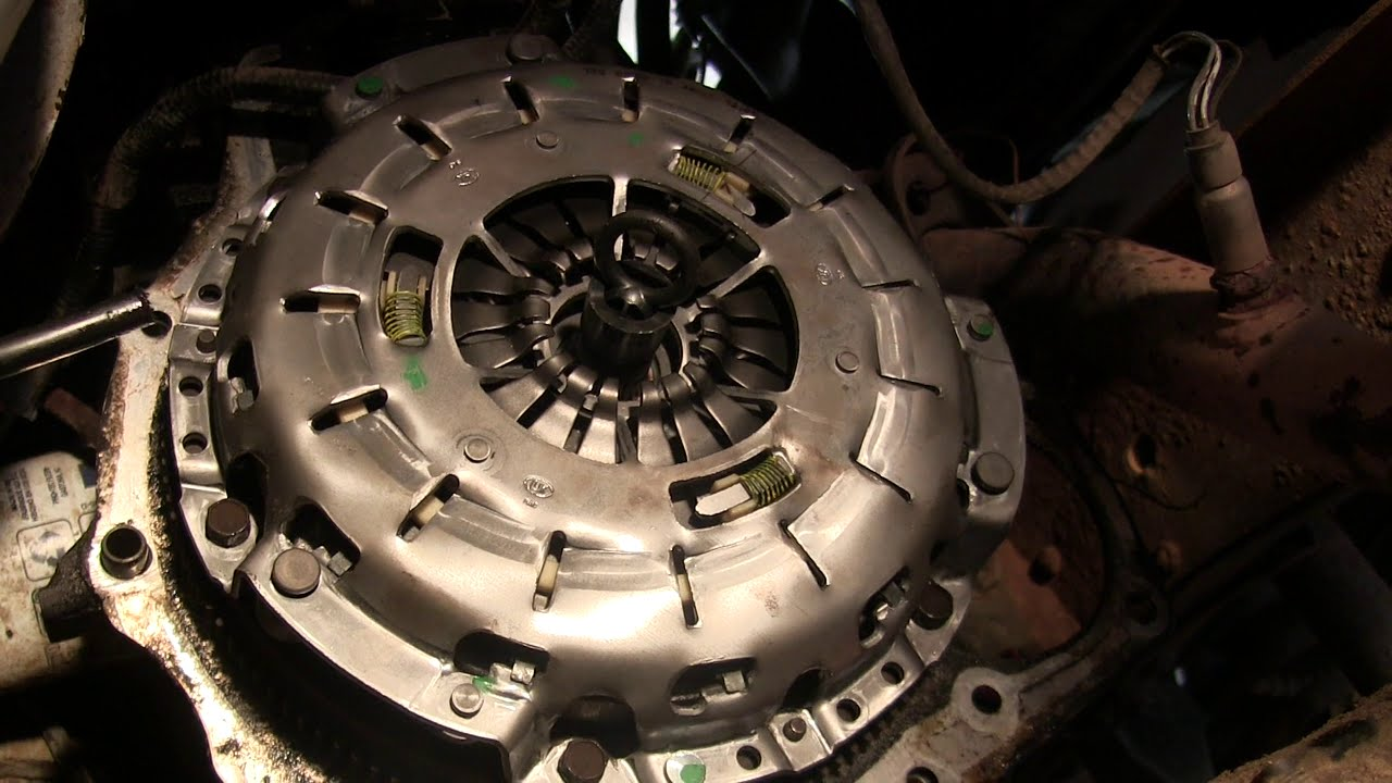 small resolution of ford ranger clutch installation