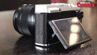 Fujifilm X-M1 Camera Review