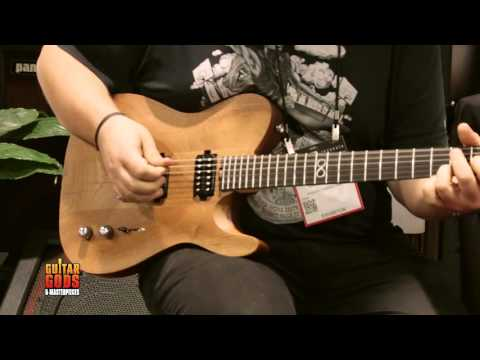 Rabea Massaad previews Panama Amps from Namm