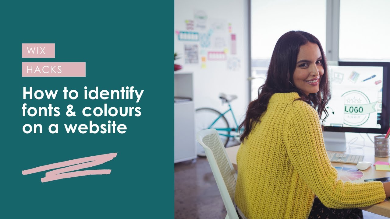 How to identify fonts and colours on a website