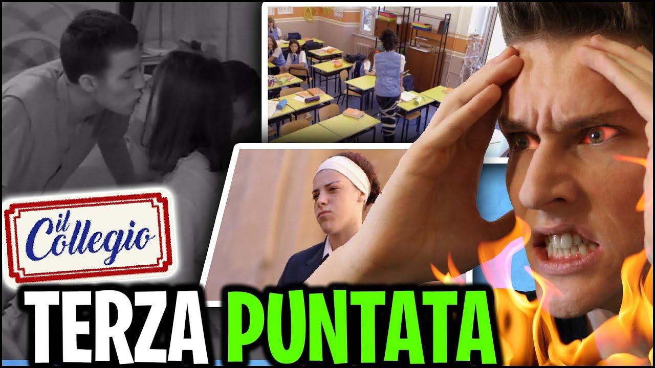 Download IL COLLEGIO 5 : LA TERZA PUNTATA! IL RIASSUNTO!  *REAZIONE SPONTANEA*