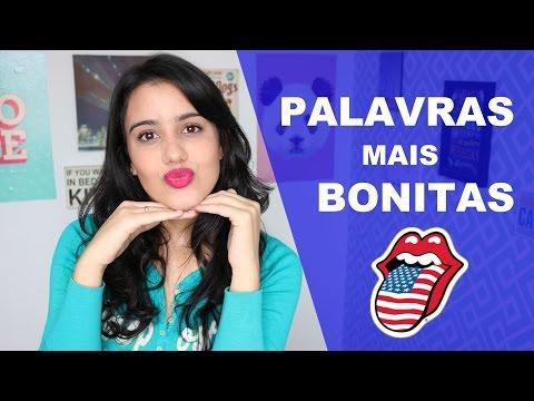 8 PALAVRAS BONITAS EM INGLÊS #VEDA8