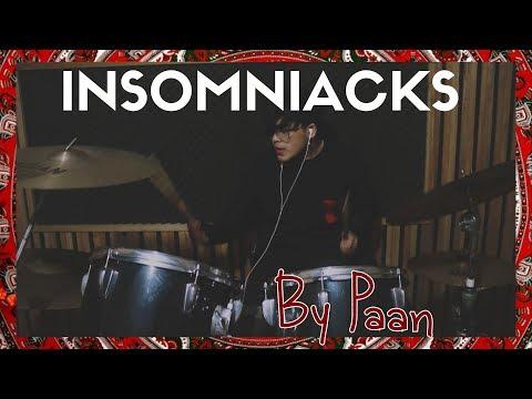 Insomniacks - Selalu (Drum Cover by Paan)