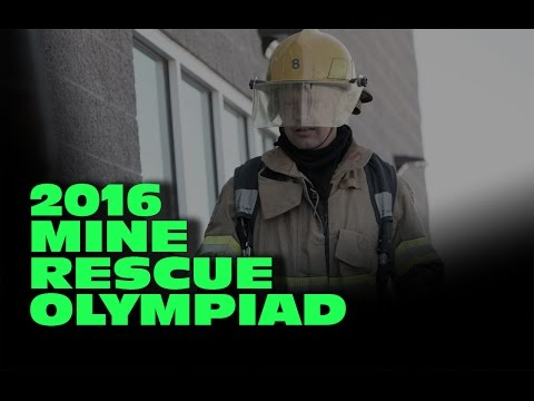 TE Productions: Mine Rescue Safety Olympiad 2016, Barrick Goldstrike, Elko, NV