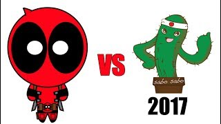 Deadpool goes to Saboten Con. SUBSCRIBE TO D-PIDDY :: https://www.y...