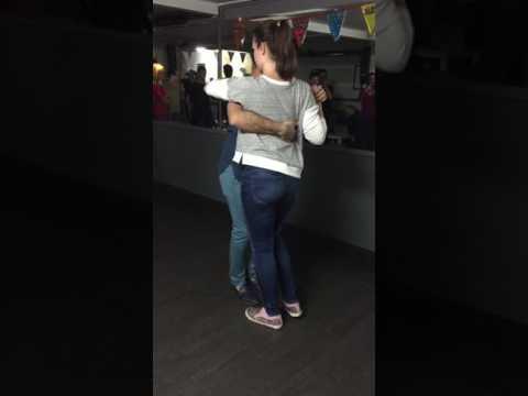 Dance Kizomba Leicester with Fran and Saga