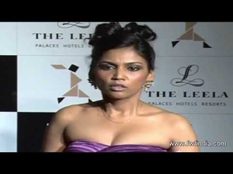 """GAALI"" - Short Film Actress Exposed too much at L'Oreal Paris Femina Women Awards"