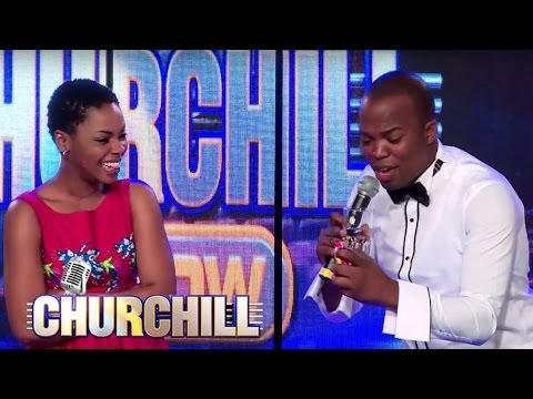 When MC Jessy dared Nigerian Singer Chidinma
