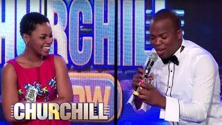 When MC Jessy dared Nigerian Singer Chidinma