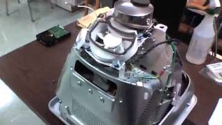 How to Dismantle and Repair Your eMac 1 of 2