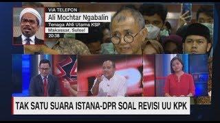 Gerindra Tolak Revisi UU KPK, Ngabalin: Kenapa Baru Teriak Sekarang?