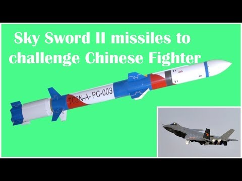 Taiwan's Advanced Sky Sword II Missiles To Tackle Chinese Fighter Jets
