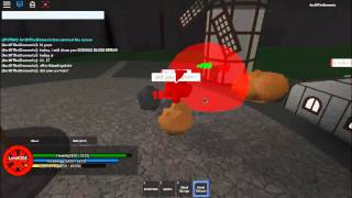 Roblox - Arc of the Elements BLOOD ERROR