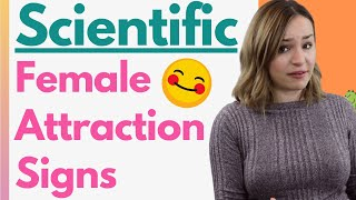 12 Science Backed Signs She's Attracted To You! Attraction Signs A Girl Likes You That REALLY Matter