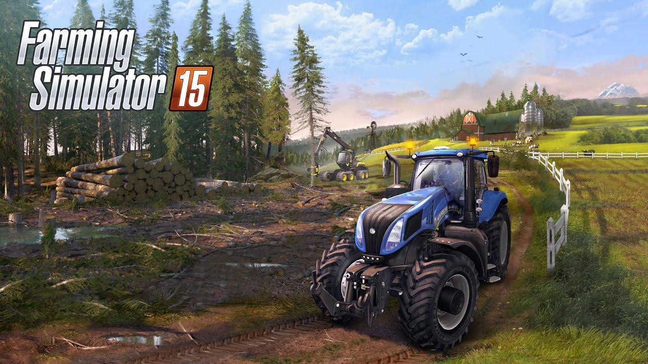 Farming Simulator - Sosnovka Episode 9: Buying the cows ...