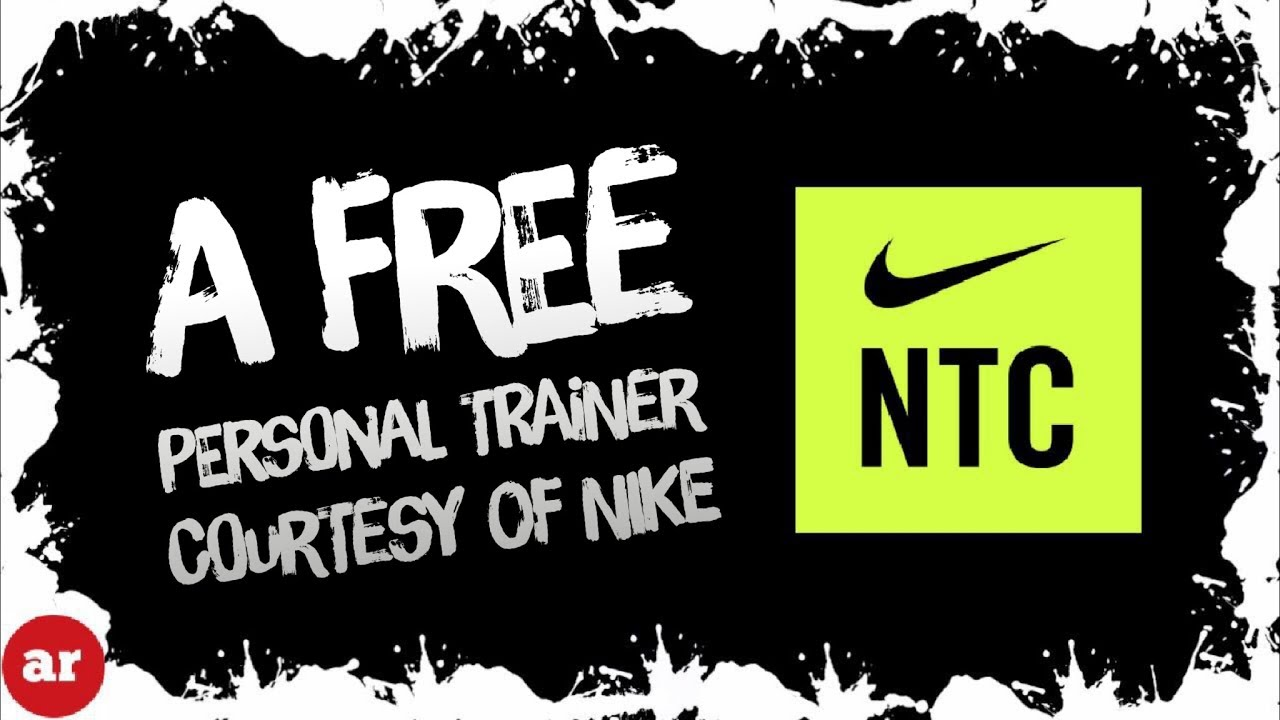 mil ampliar por favor confirmar  Nike Training Club (NTC) Official App Review and Tutorial - YouTube