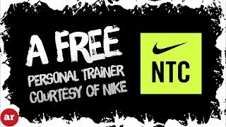 Nike Training Club (NTC) Official App Review and Tutorial