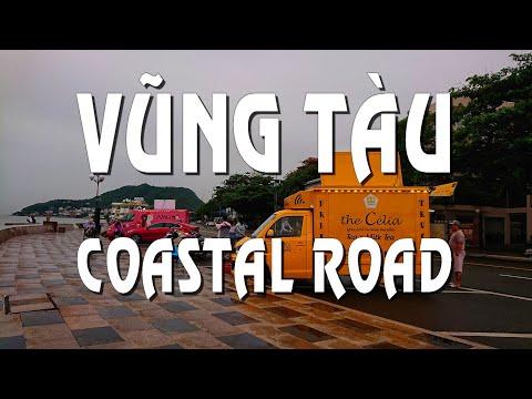 Du lịch Vũng Tàu : Cung đường ven biển Vũng Tàu từ Bãi Trước ra Bãi Sau Vũng Tàu