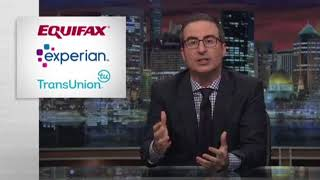 For Class - Equifax John Oliver