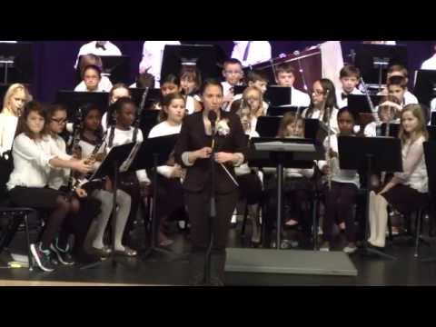 2015 East Pikeland and Schuylkill Elementary Schools Band Concert