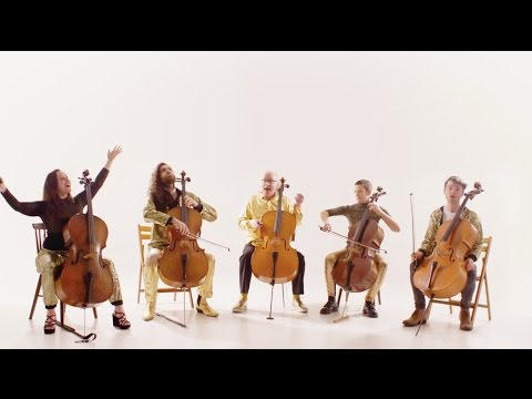 Massive Violins - Sound of Music Medley
