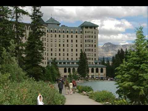 Fairmont Chateau Lake Louise Alberta Canada