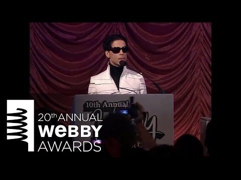 Nick Offerman Closes The 20th Annual Webby Awards