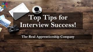 Top Tips for Interview Success!