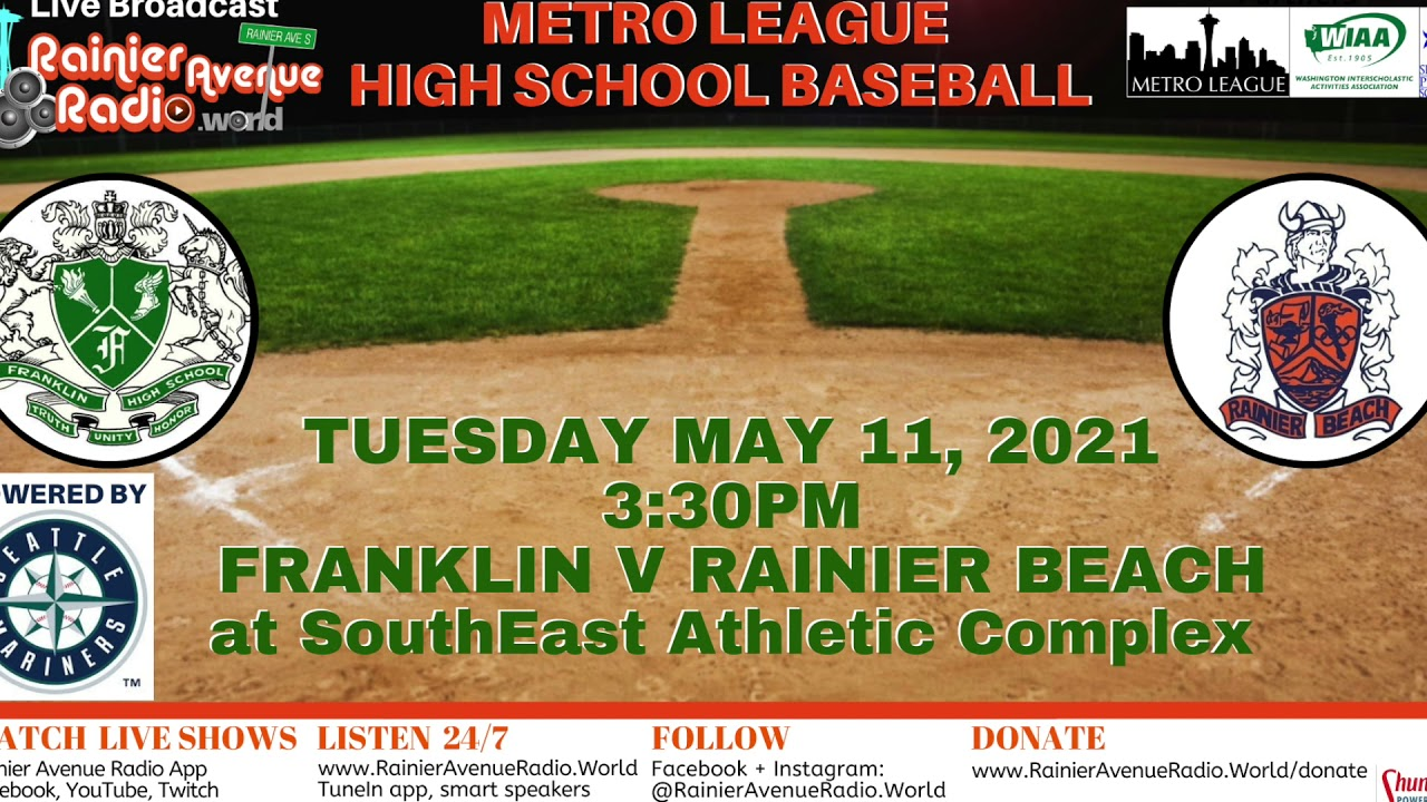 RAR Metro League Baseball Athlete of the Week, Carson Burke, Franklin Pitcher (5-10-21)