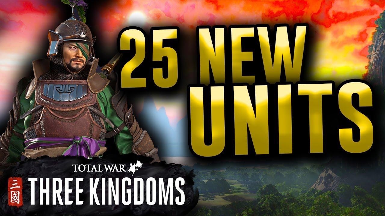 Tiger Knight Unit Pack Mod - Total War Three Kingdoms