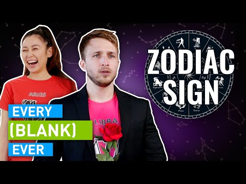 Zodiac Signs & Other Disasters