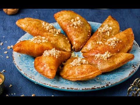 bennat-saf-instant---atayefs-farcies-à-la-crème-et-aux-noix.