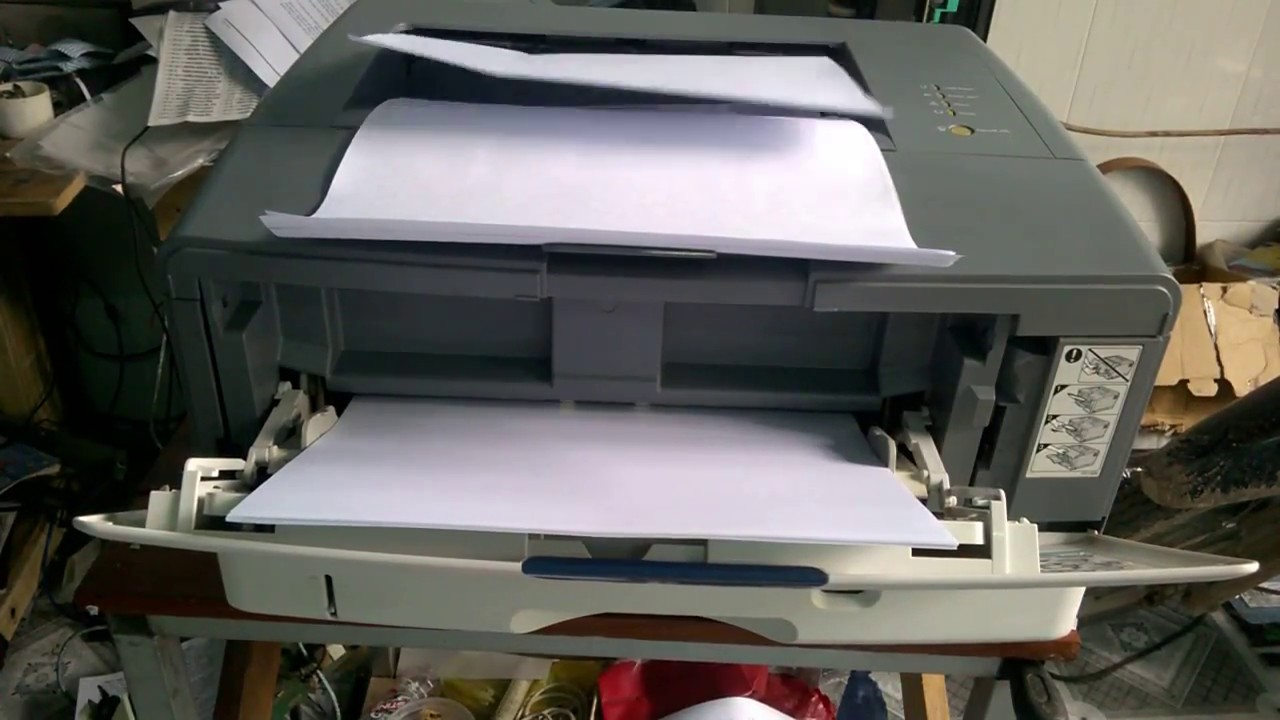canon LBP3500 in Bản Vẽ, văn bản A3, A4, A5...http://mayinchatluong.com/ - YouTube