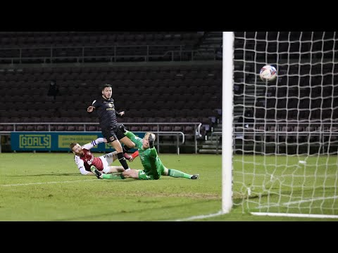 Northampton Milton Keynes Goals And Highlights