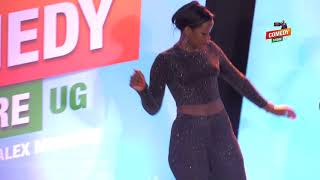 Alex Muhangi Comedy Store August 2018 - Chary na Nina