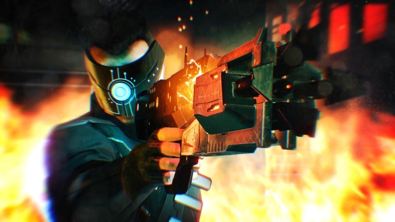 Killing Floor 2 Cyber Revolt Update Trailer Youtube