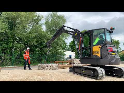 Volvo Construction Equipment Introduces F Generation ECR58