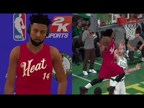 NBA 2K18 MyCareer - First Poster on Hayward and Horford
