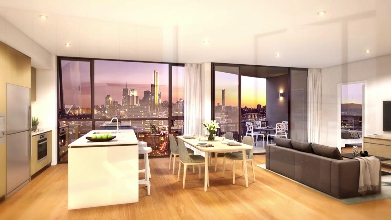 Capri Apartments Newstead Qld Video Inew