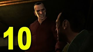 Grand Theft Auto 4 - Part 10 - A New Boss (Let's Play / Walkthrough / Guide)